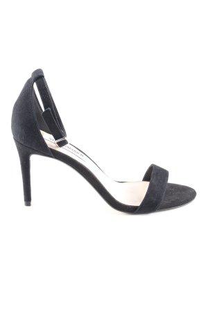 Steve Madden Riemchen-Sandalen schwarz Elegant