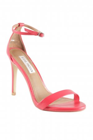 Steve Madden Strapped pumps red party style