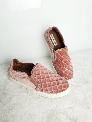 Steve Madden Samt Schuhe gr.37.5