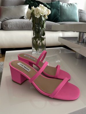 STEVE MADDEN Sandale pink - NEU / UNGETRAGEN - Gr. 37