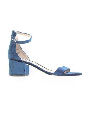Steve Madden Sandaletten Größe 38 blau
