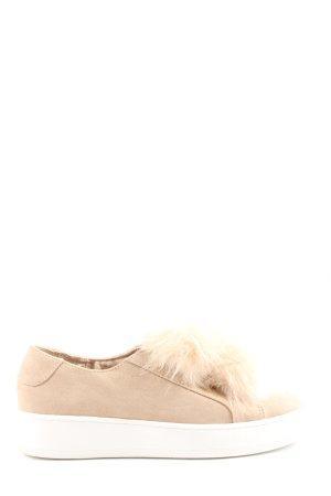 Steve Madden Schlüpfsneaker nude Casual-Look