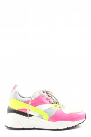 Steve Madden Lace-Up Sneaker multicolored casual look