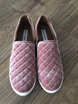 Steve Madden High Top Sneaker light pink