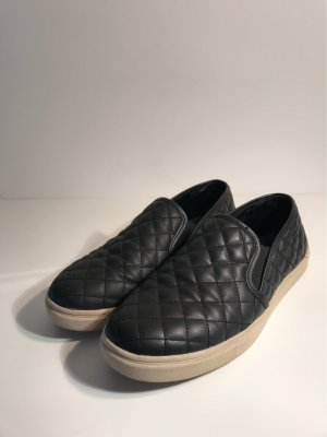 Steve Madden Zapatillas deslizantes negro-crema