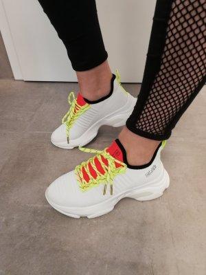 Steve Madden Sneaker Schlupf off-white Creme neu 38