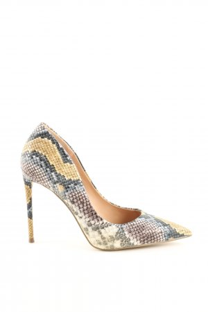 Steve Madden Spitz-Pumps Animalmuster Casual-Look