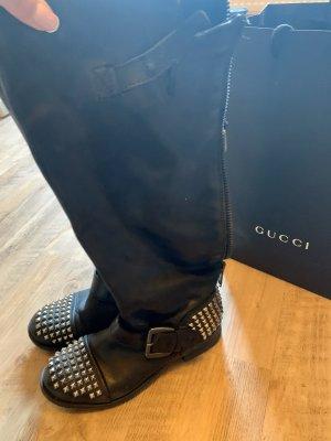 Steve Madden Gotyckie buty czarny