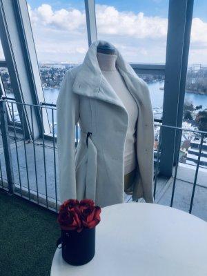 Steve Madden Winter Coat natural white