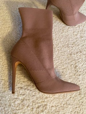 Steve Madden Women's Ankle Boots Nude