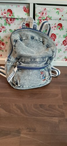 Primark Backpack Trolley white-slate-gray
