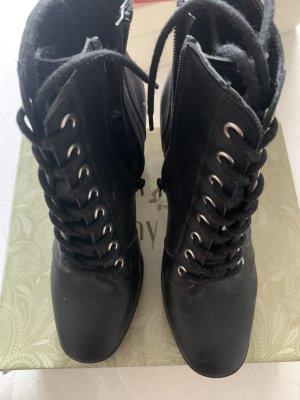 CCC Heel Boots black