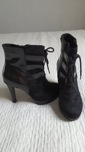 Marco Tozzi Heel Boots black
