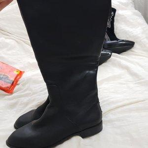Zara Winter Booties black