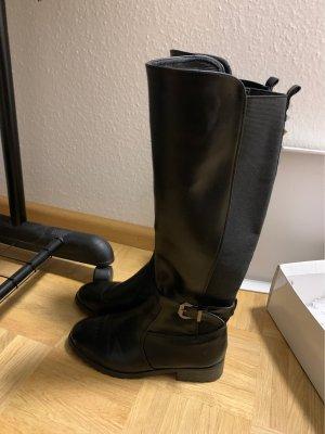 Stefanel Stretch Boots black
