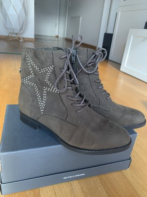 Ankle Boots khaki