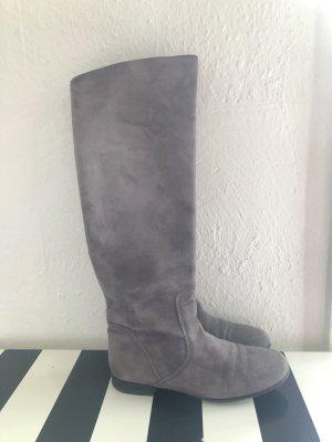 Botas de invierno gris