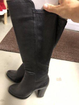 0039 Italy High Heel Boots black