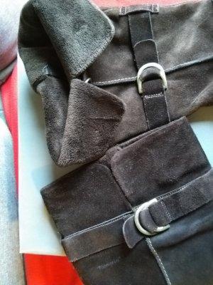 Tamaris Winter Boots brown-bronze-colored