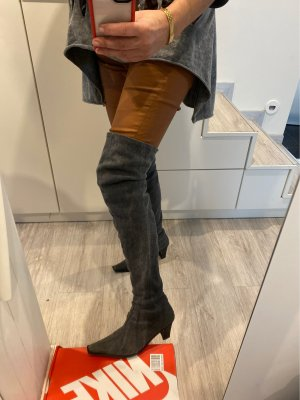 Stretch Boots anthracite