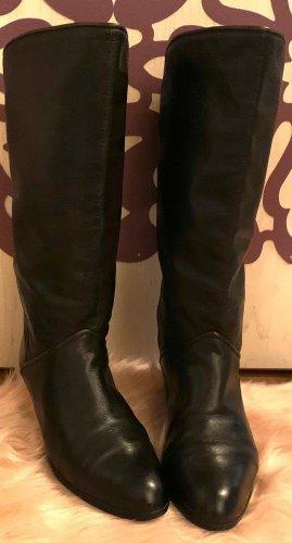 Gabor Botte courte noir-brun noir
