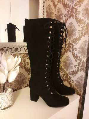 Graceland Botas con cordones negro