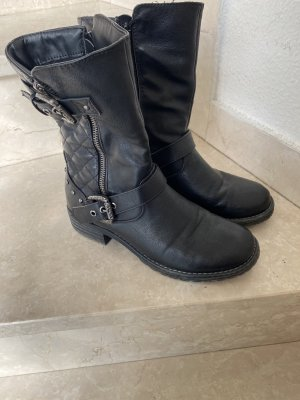 C&A Yessica Winter Boots black