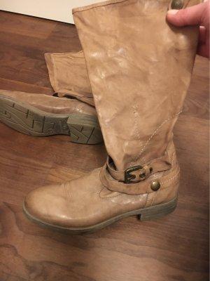 Nero Giardini Western Boots camel