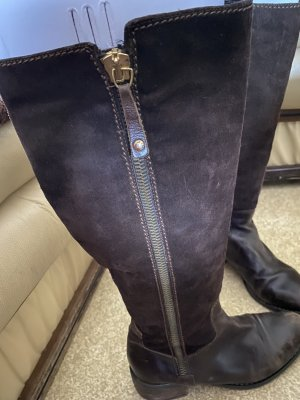 Freeflex Stivale da equitazione marrone
