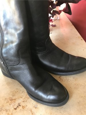 Drievholt Botas de equitación negro