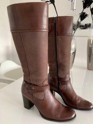 Heel Boots brown-dark brown