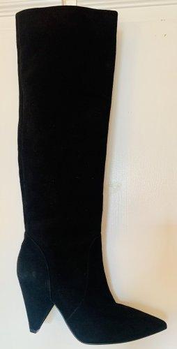 Alisha Botas con tacón negro