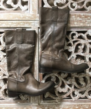 Stiefel aus Leder, Bagatt