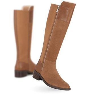 Stiefel aus Leder von Emu Australia, Model Tennant, NEU und ungetragen.