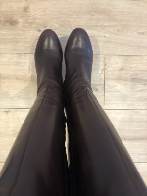 Geox High Heel Boots multicolored leather