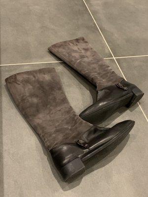 Stiefel aus traumhaftem Leder