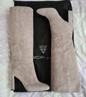 Stiefel aus Veloursleder von Marc Cain