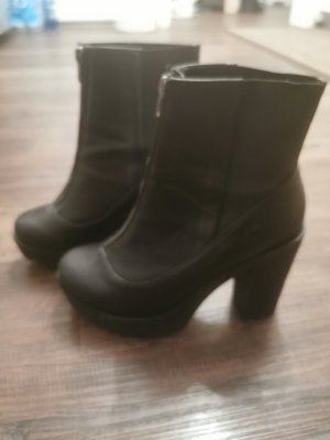 Tally Weijl Ankle Boots black