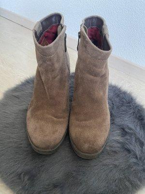 Stiefel beige