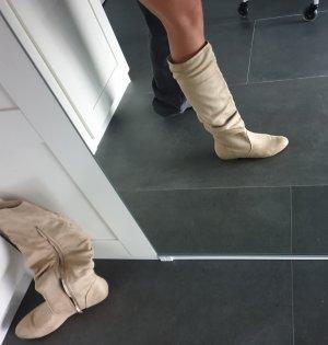 Bon Prix Slouch Boots oatmeal