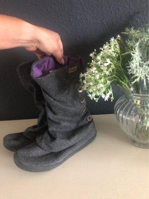 Blowfish Halfhoge laarzen donkergrijs-antraciet