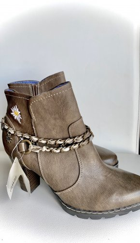 Stiefel Booties Gr 39