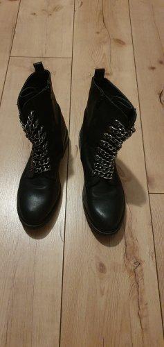 Stiefel Boots schwarz