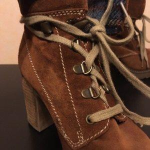Tamaris Low boot brun