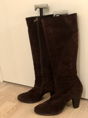 Alberto Fermani Heel Boots brown