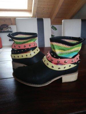 SDS Botines multicolor