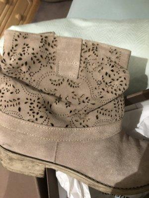 Tamaris Winter Booties beige