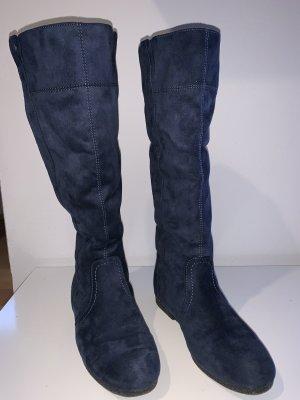 Winter Boots dark blue