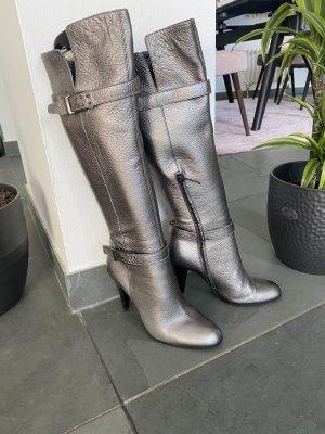 Casadei Heel Boots grey