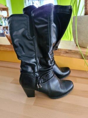 CityLine Heel Boots black